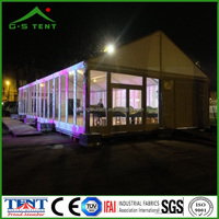 wind resistant canopy pavilion party tent