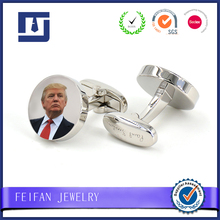 President cufflinks personalised cufflinks Donald Trump Cuff Links USA Election Anniversary Gifts Cufflinks for Men