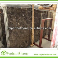 Emperador marble material for handrail