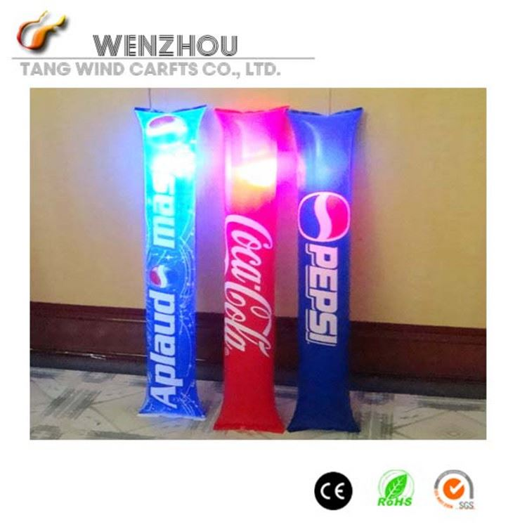 New Arrival special design decorative football fan cheering stick