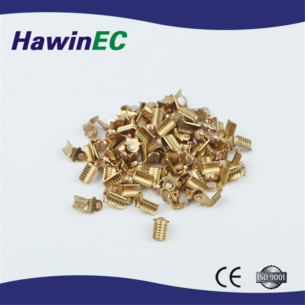 CE Certified beryllium electrical contact finger