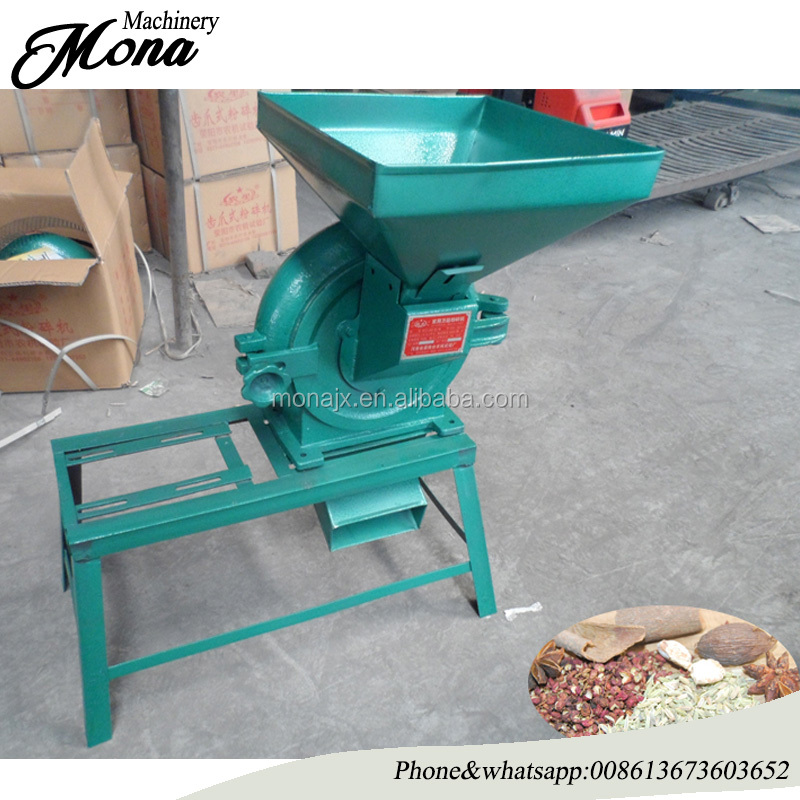 Alibaba <strong>Trust</strong> supplier Tooth Claw Type Maize Grinder Mill with good working