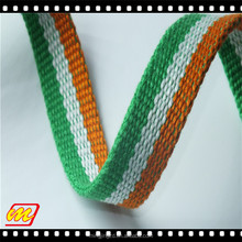 Manufacturer hot sell customized color bamboo webbing