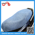 New creative designing cheap price wholesale honeycomb mesh motorcycle seat cover