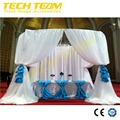 portable telescopic pipe and drape backdrop wedding Pipe and Drape