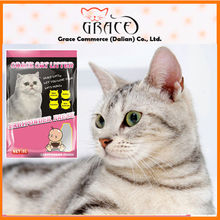 2014 pet product ,cat product, clumping sodium bentonite sodium bentonite cat litter