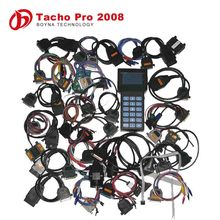 2014 New Arrival Multi-language Unlocked Tacho Pro, tacho universal dash programmer with software 2008.7 version