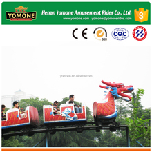 Funny fairground game slide dragon names of amusement theme park rides for sale
