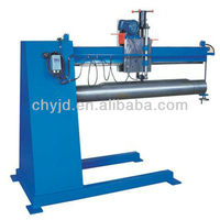 Round Pipe Bending Grooving Machine
