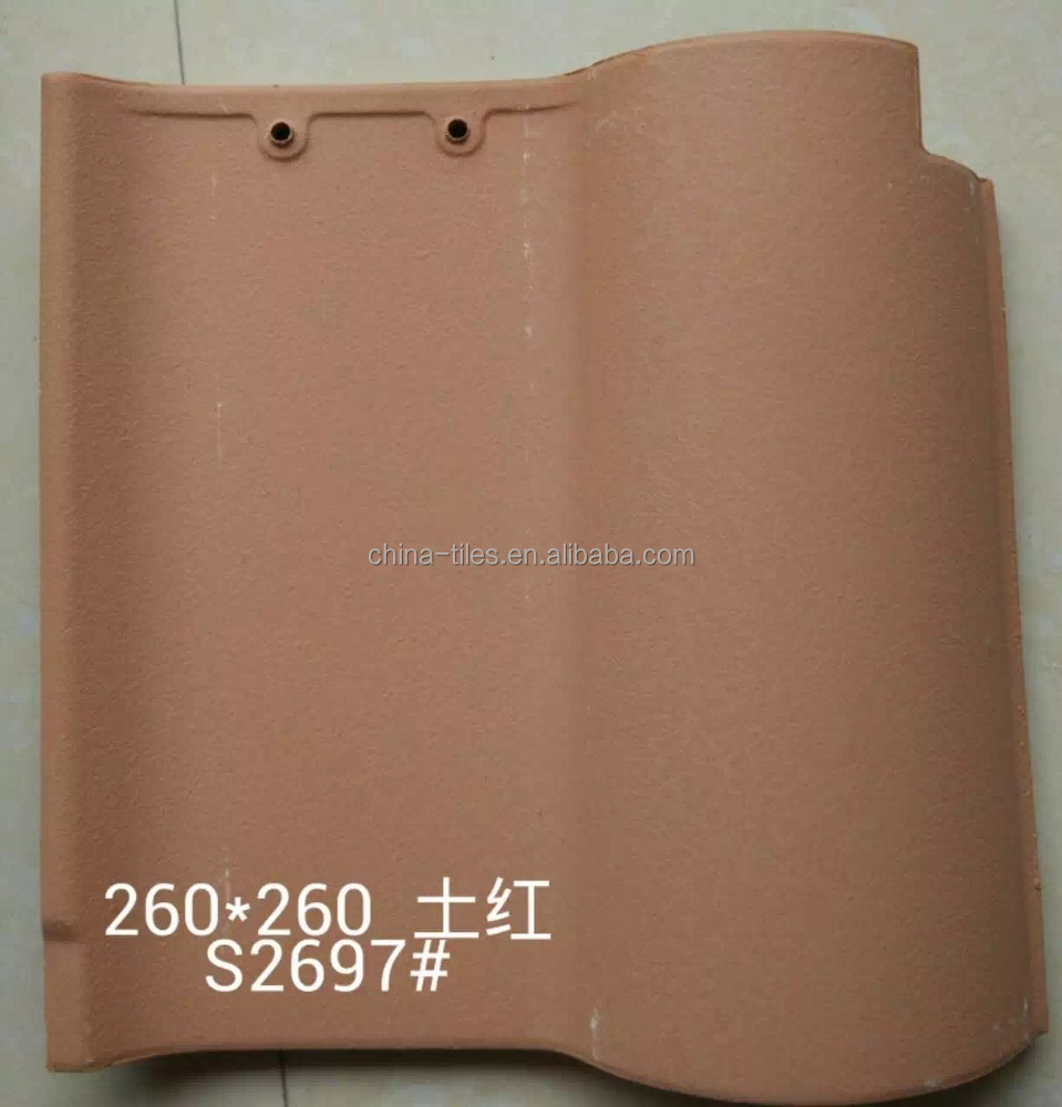 japanese style spanish clay roof tile