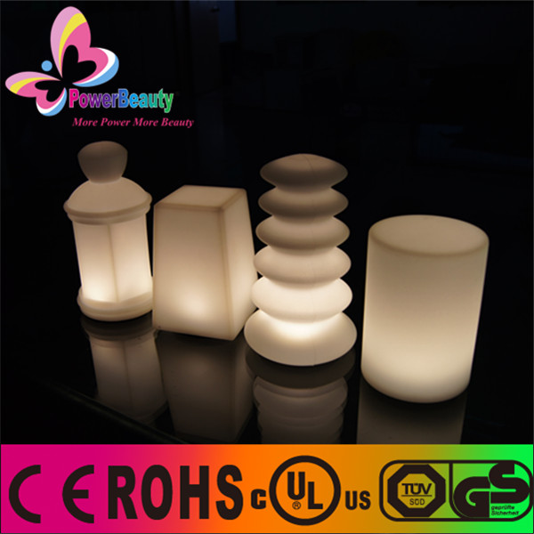 price down RGBW led lamp decor for outdoor IP44 mood luminary touch light sensor