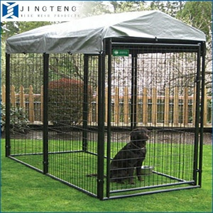 High Quality Cheap Folding Stainless Steel Dog Cage