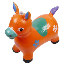 Non toxic jump animal ball