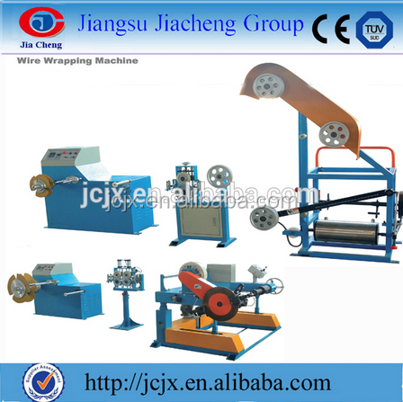 Fine Diameter Wire Fully Automatic Coiling Wrapping Packing Machine/traverse Winding Machine Suppliers Making Cable And Rope