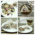 106 weight loss tea made of flowers Lavender violet jasmine dried violet flowers tea