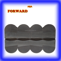 China manufacturer high quality 6mm rubber heels for men