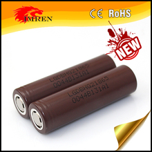 Hot sale LG chocolate 18650 battery 3000mah 20a LGHG2 3000mah 2C battery car battery