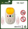 VS-327 X-pest Indoor AC Plug electric ultrasonic indoor mole trap for Pest Rat Roach Mice Mosquito Spider Fly Insect Bug