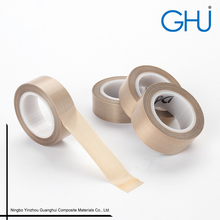 Round Adhesive PTFE Coated Fabric Silicone Rubber Heat Tape