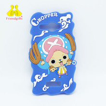 China direct price silicone cartoon mobile cover for girl