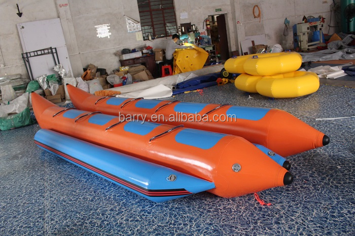 Water fun sports equipment for sale, Inflatable banana boat