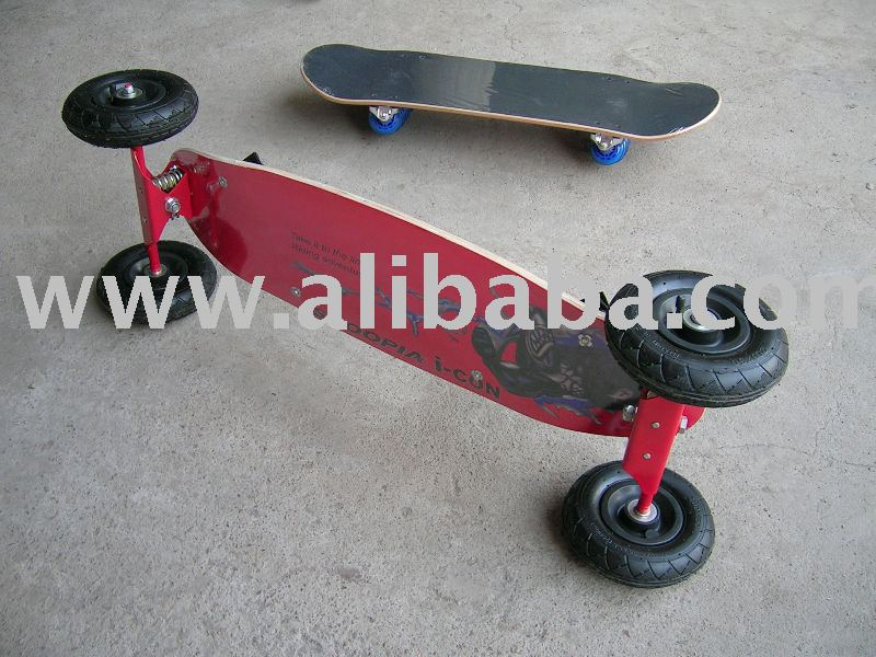 Produce and Export Mountain Board From China Manufacturer!