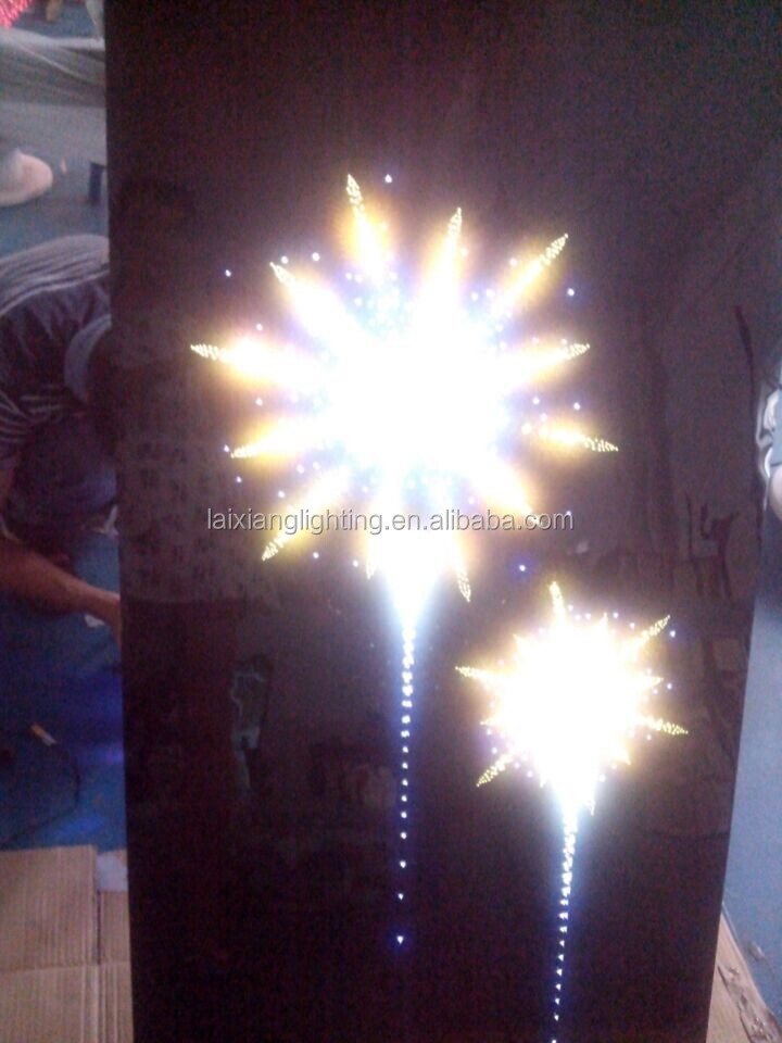 2015 new design fireworks light, many effects star starry sky light DIY, star led lights