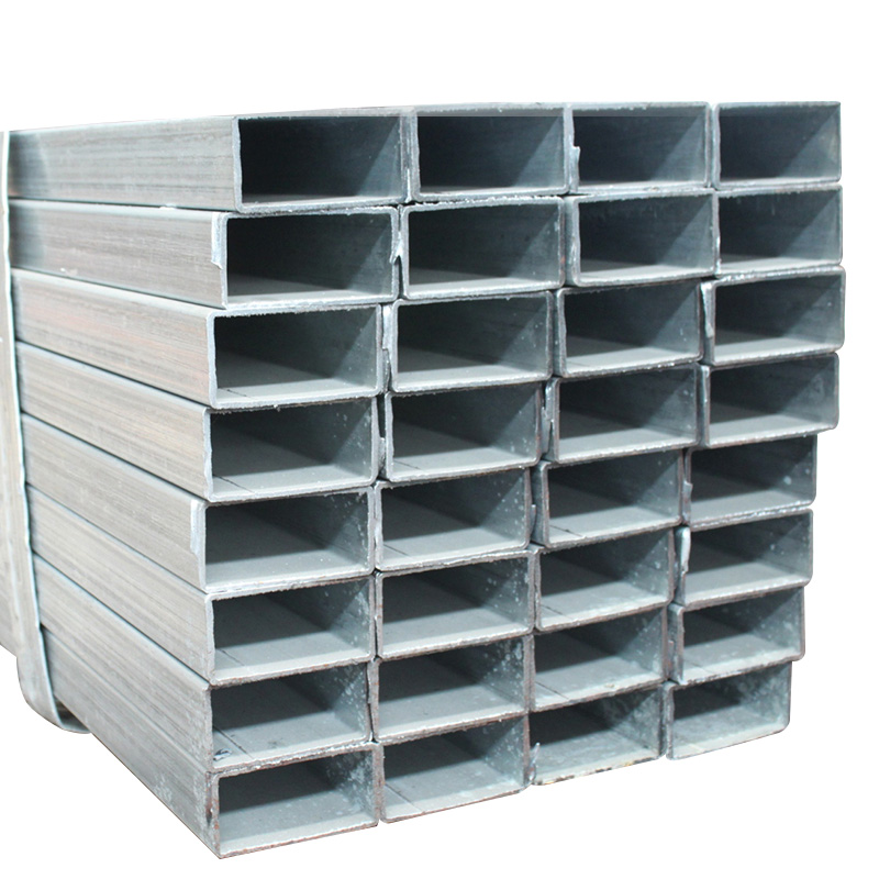 hot dipped Galvanized Welded Rectangular / Square Steel Pipe/Tube/Hollow Section/SHS / RHS