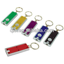 2013 led light key chain