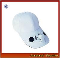 CTM005/ Cheap solar hat wholesale solar fan cap