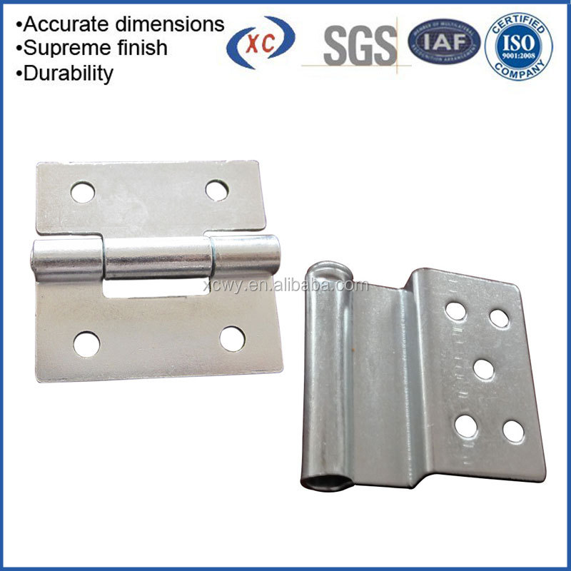 ISO/SGS approved Customized precision steel SS AL Brass stamping furniture assembling parts