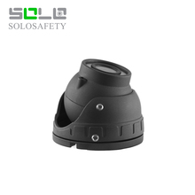 waterproof security cctv car camera for bus installation with night vision and audio input