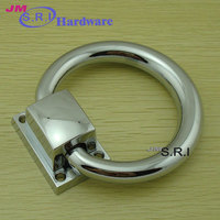 Modern europe style zinc alloy door knocker