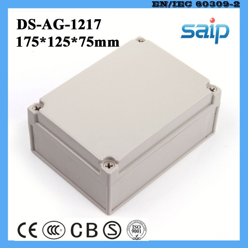 IP66 types of electrical junction boxes abs battery box