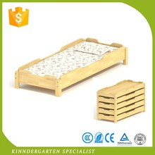 Russia Pine Wood Cheap Toddler Kids Beds With High Quality