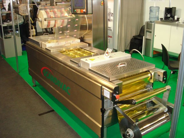 Thermoforming Vacuum machine