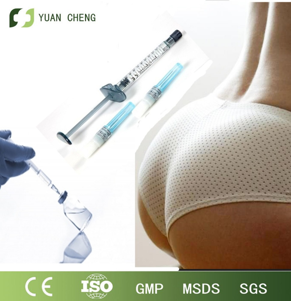 Buttock Injection Site: The Purity Hydrogel Butt Injection Kits Derm Deep 10ml