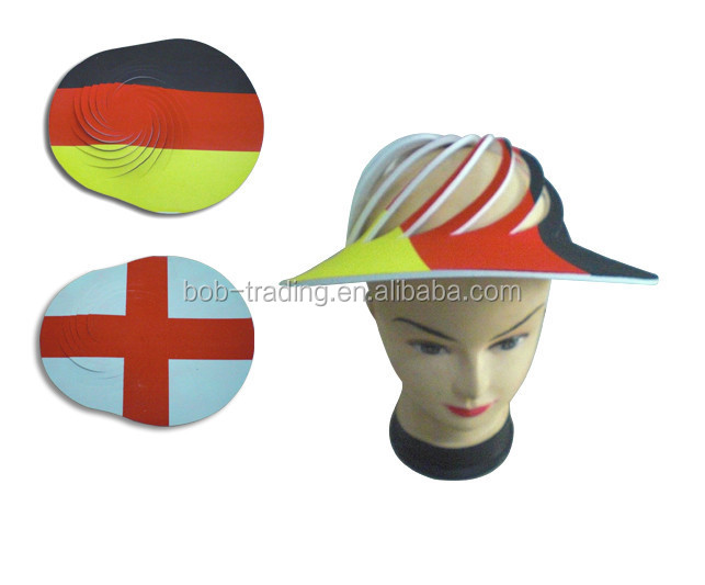 Advertising gifts for eva foam hat Factory made Various eco-friendly eva hat