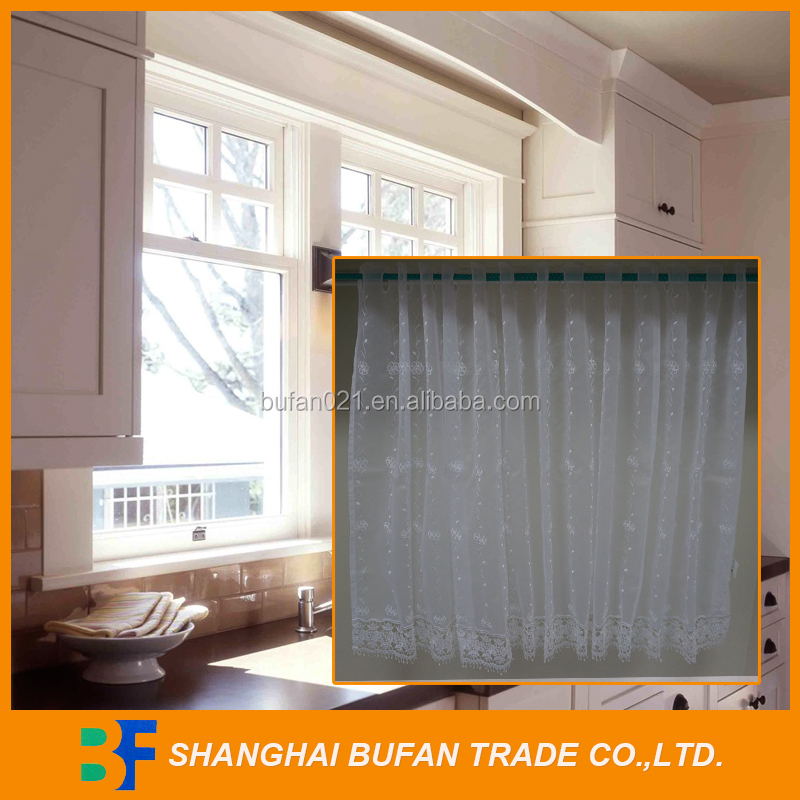 new design embroidery curtain