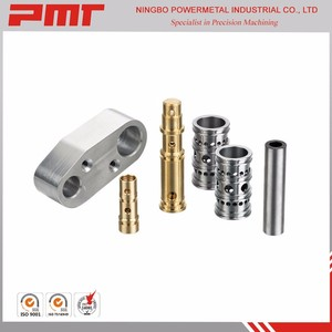 High precision cnc turning hydraulic steel parts Custom Fabrication Services