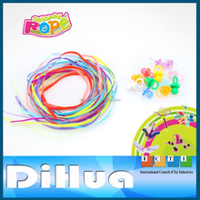 Hot Sale DIY PVC Plastic String Colorful Fashion Bead String