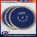 Diamond saw blade for ceramic stone tile cutting