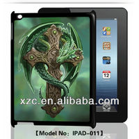 case for ipad with strong effect case with 3D sticker,case for ipad air /2/3/4/5