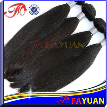Top quality!!!!No tangle or shedding wavy unprocessed wholesale virgin brazilian hair