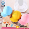 Cute baseball shape silicone mini handbag for lady