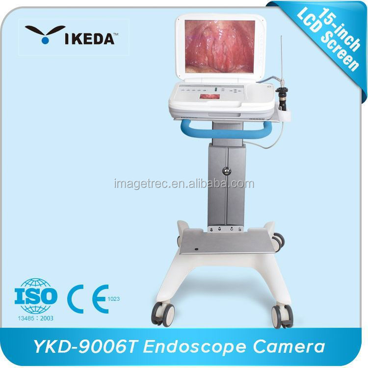 IKEDA Flexible Endoscope System with image and video recording 32G Storage