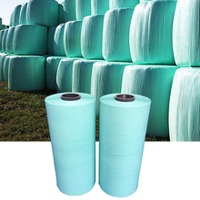 Cheap price PE stretch film grass use silage film for bay baler