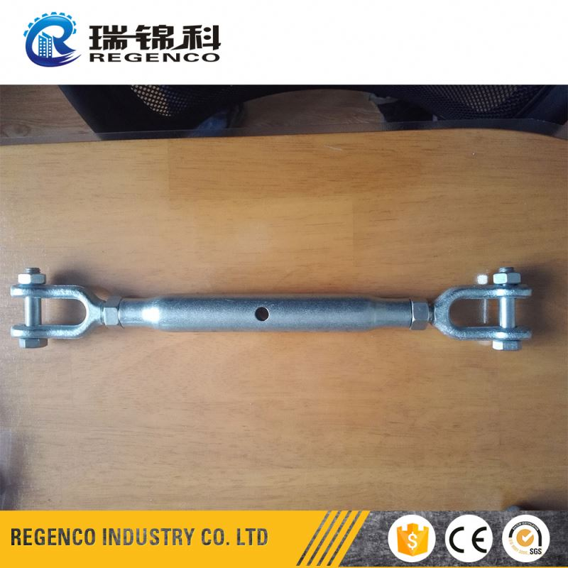 rigging metric pipe turnbuckle