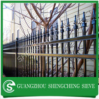 beautiful fence supplier decorated garden fence cheap house fence and gates