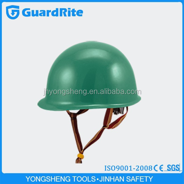 GuardRite brand top reinforcement brand industrial plastic face shield with safety helmet modle W-030